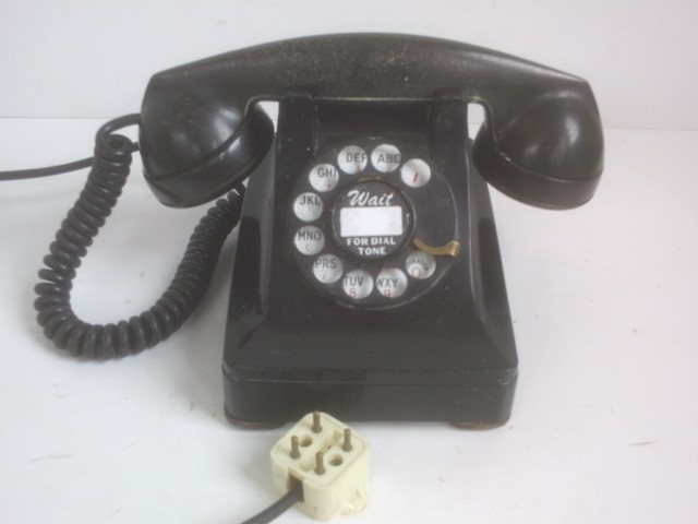 Northern Electric of Canada dial phone